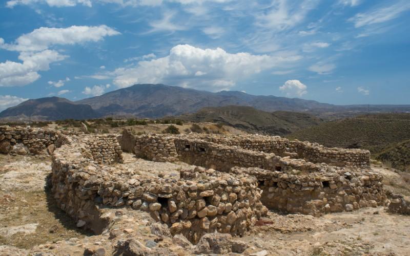 Murailles du site Los Millares