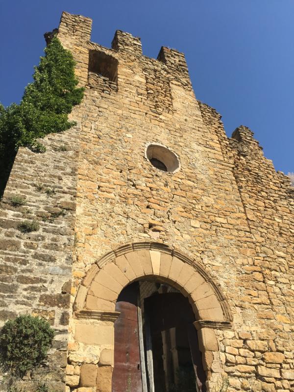 L'église de San Fructuoso de Aramunt