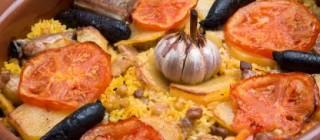 arroz horno montesa