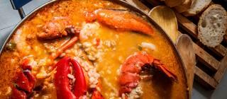 arroz bogavante gojon