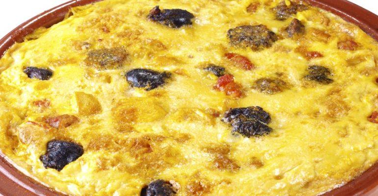 Riz en croûte d'Alicante