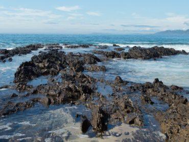 Plage d'As Furnas : beauté, tragédie et caméras en bord de mer