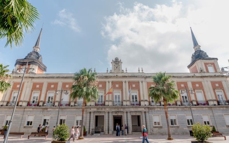 Mairie de Huelva