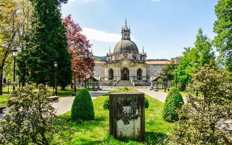Sanctuaire de Loyola à Azpeitia