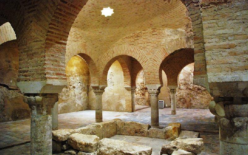 Bains arabes de Jaén