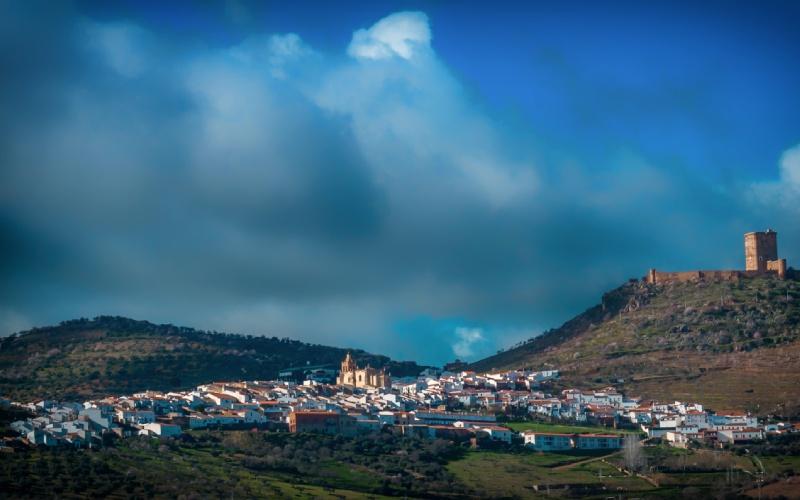 Panoramique de Feria