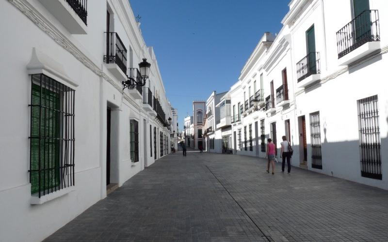 Rues de Fuente del Maestre
