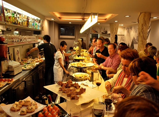 Dónde comer en San Sebastián