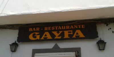 comer tejeda bar restaurante gayfa