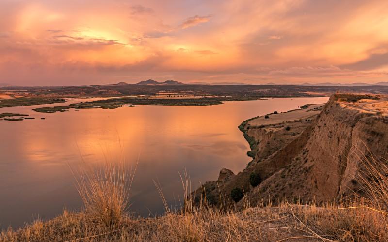 Les Barrancas de Burujón sont une grande destination photographique