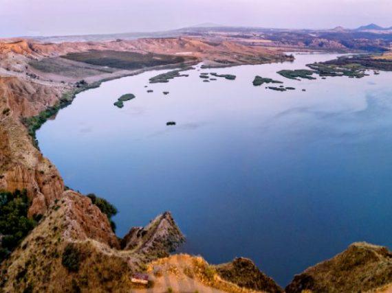Les Barrancas de Burujón, un paysage de ravins d'une autre planète près de Tolède