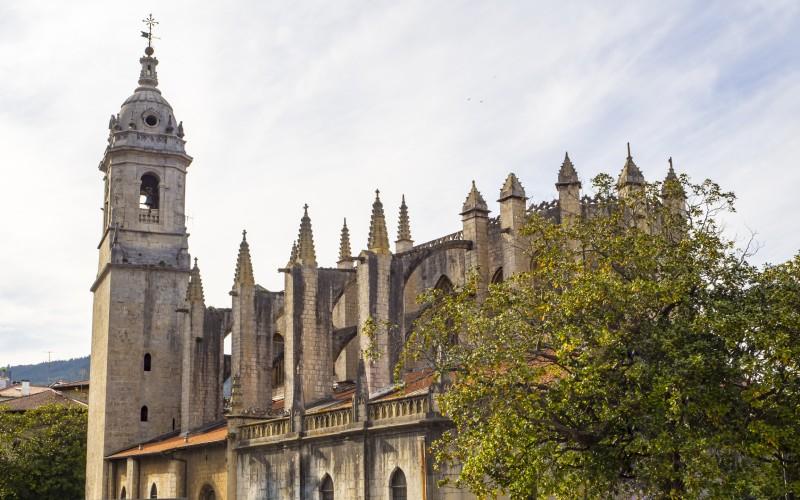 Basilique de l'Asunción de Nuestra Señora