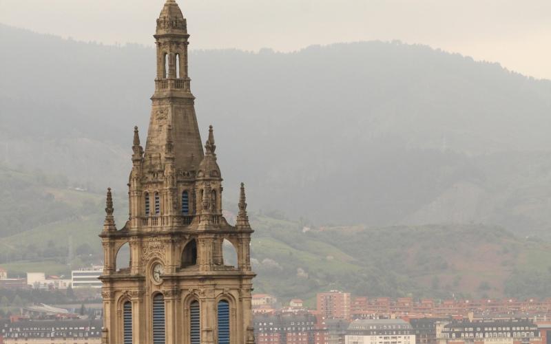 Basilique Nuestra Señora de Begoña, Bilbao