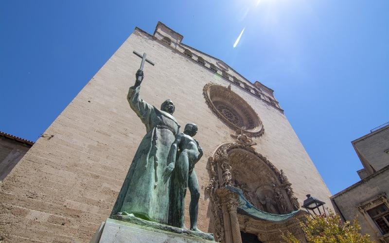 Basilique de Sant Francesc, Palma de Majorque