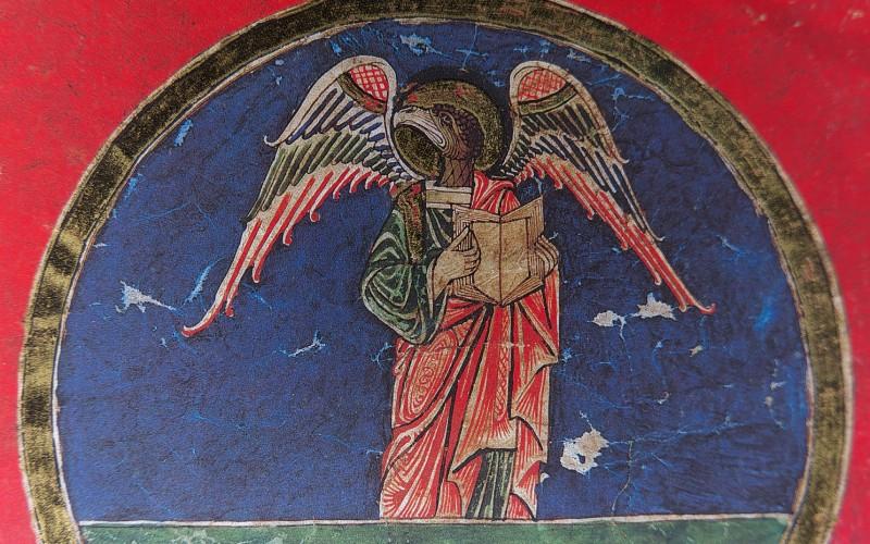 Enluminure du Beatus de Gérone