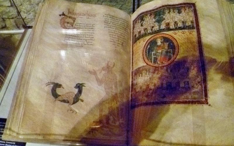 Beatus de Gérone, réalisé au monastère de Tábara