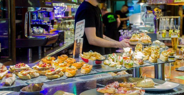 Les meilleures tavernes de pintxos de Bilbao