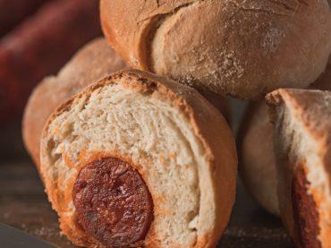 Recette de bollo preñao, du pain au chorizo typique des Asturies