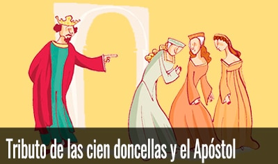tributo cien doncellas apostol