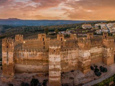 Le plus ancien château d'Espagne encore debout
