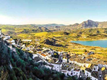 La route des villages blancs de Malaga
