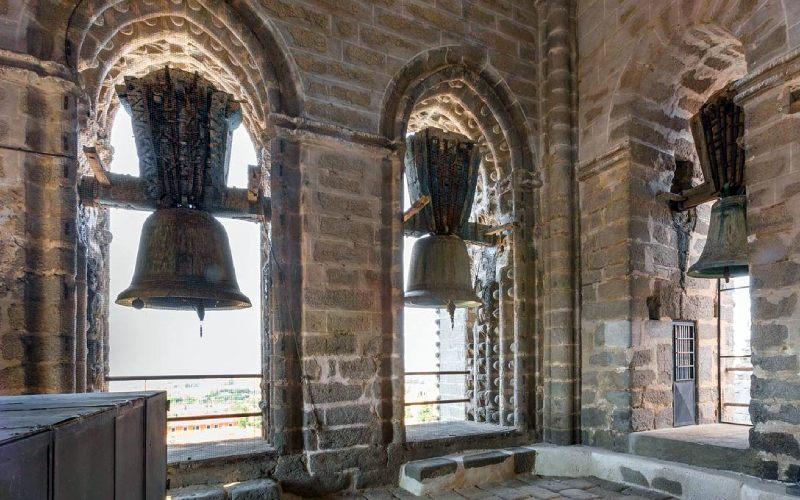 Cloches de la cathédrale d'Ávila