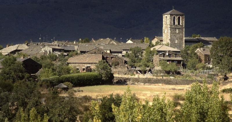Campillo de Ranas, l'un des villages noirs