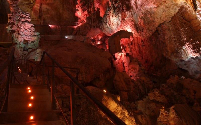 Grottes du Canelobre