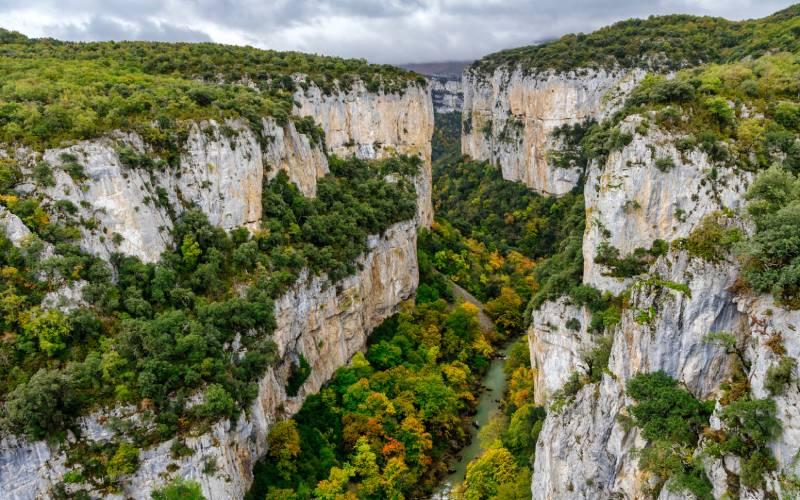 Canyon Foz de Arbayún