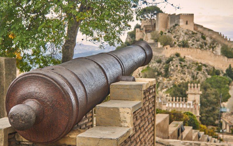 Château de Xàtiva