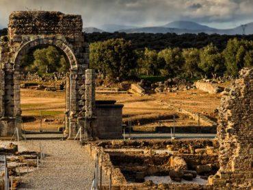 """La Route de l'Argent, la légendaire """"autoroute"""" romaine qui relia l'occident de l'Hispanie"""