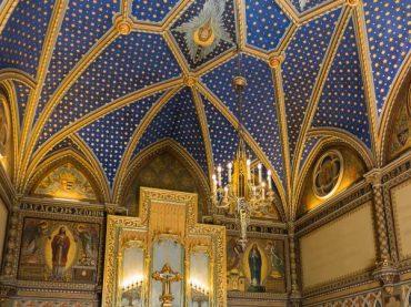 Palais ducal de Gandía, célèbre résidence des Borgia en Espagne