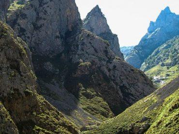 La route du Cares dans les Pics d'Europe