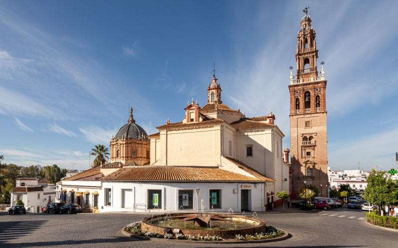 Iglesia San pedro à Carmona