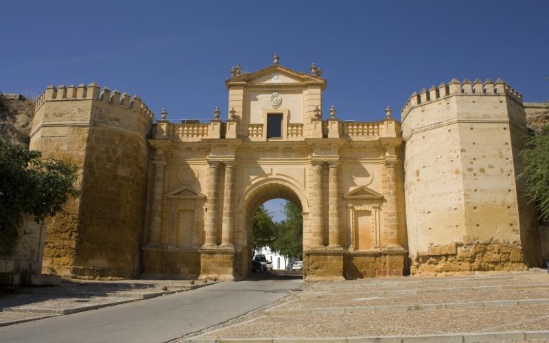 Porte de Cordoue de Carmona