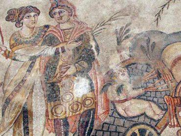 La villa romaine de Noheda, la plus grande mosaïque romaine du monde dans les montagnes de Cuenca