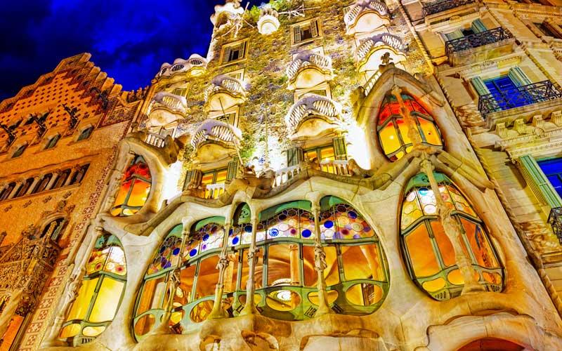Casa Batlló: La barcelona de Gaudí