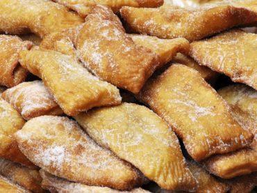 Casadielles, les friandises les plus typiques des Asturies