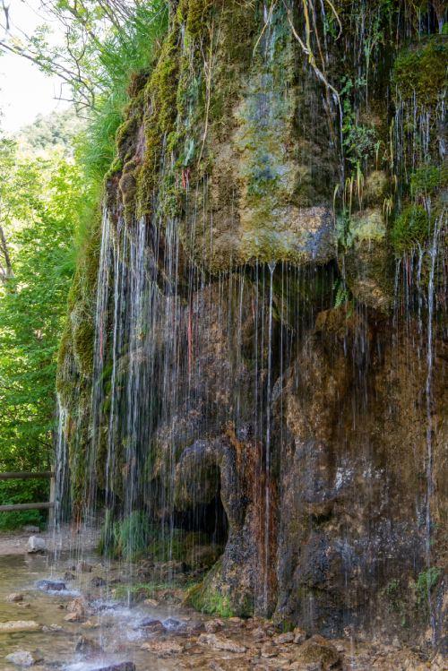 Cascade de Santa Elena