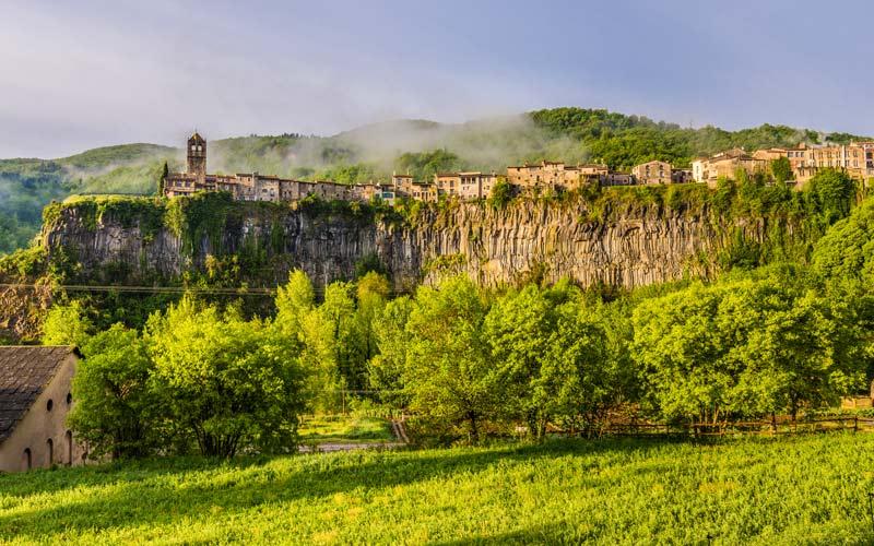 Pueblos Medievales de Cataluña