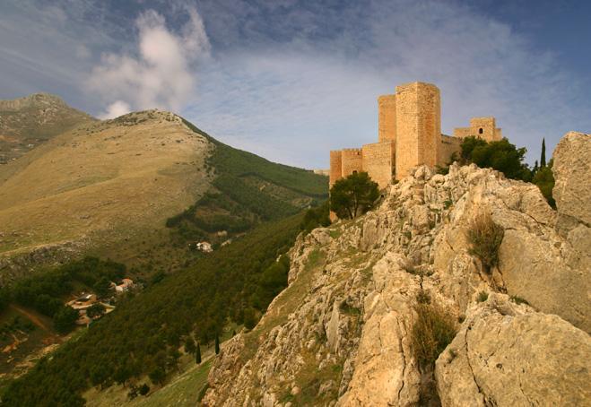 Château de Santa Catalina