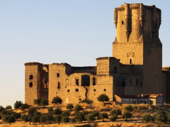 Le château de Belalcázar, le donjon le plus haut d'Espagne