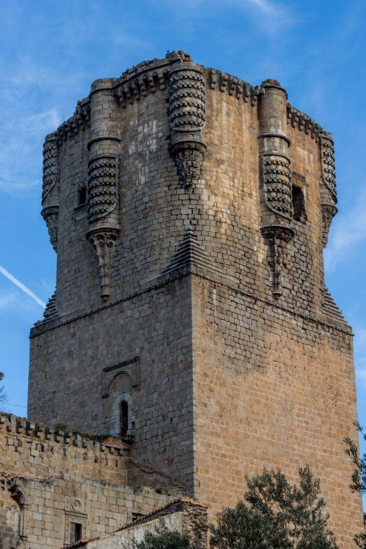 Donjon du château de Belalcázar