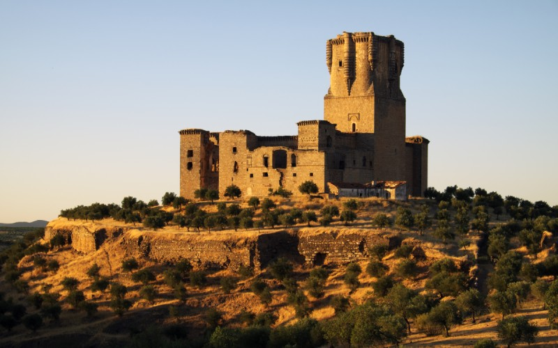 Château de Belalcázar