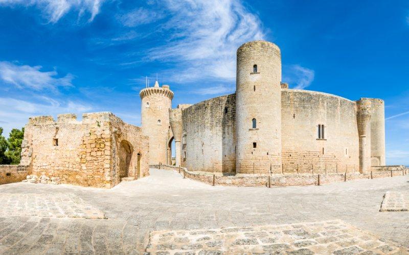 Donjon du Castell de Bellver