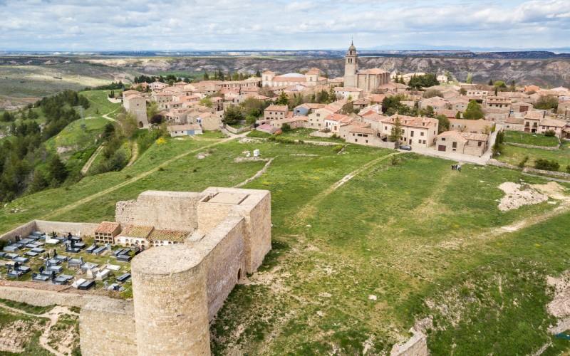 Medinaceli et son château