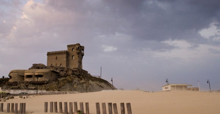 Château de Santa Catalina, la forteresse la plus polyvalente de Cadix