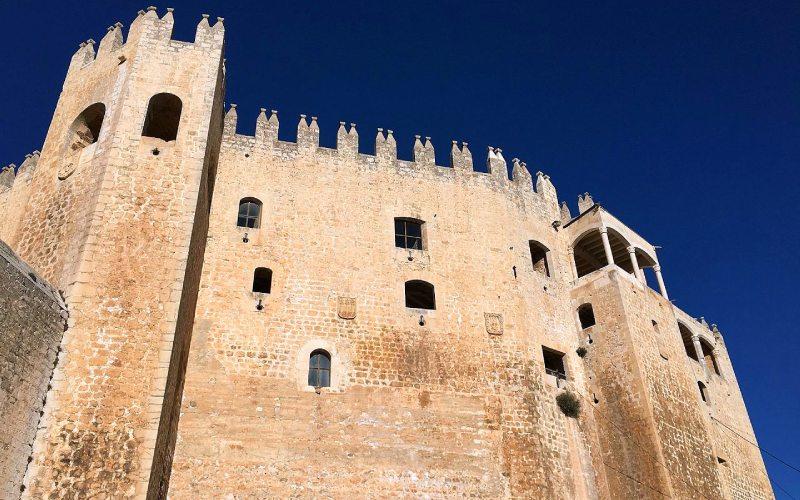 Murs du palais