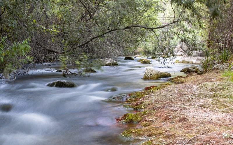Une autre perspective de la rivière Castril