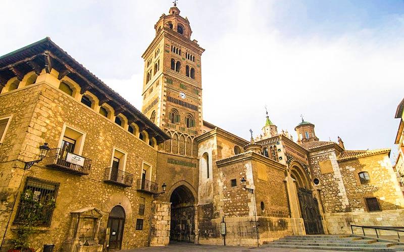 Cathédrale Santa María de Teruel